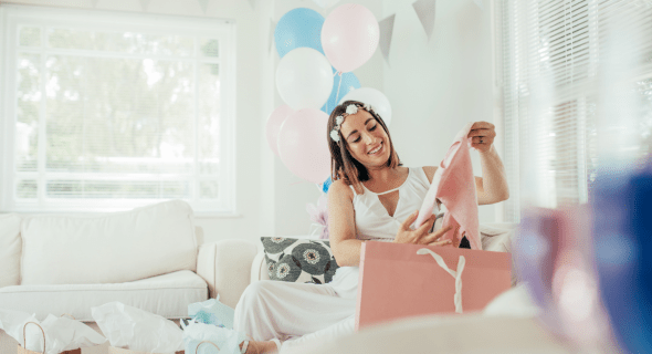 How to choose a Baby Gift